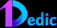 Логотип 1Dedic
