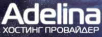 Логотип ADELINA Хостинг