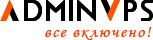 Логотип AdminVPS