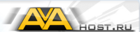 Логотип AvaHost.Ru