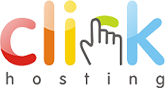 Логотип ClickHost.RU