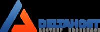 Логотип Deltahost