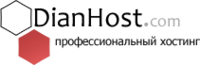 Логотип DianHost.com