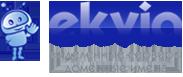 Логотип Ekvia