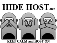 Логотип HIDEHOST