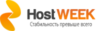 Логотип HostWEEK.net