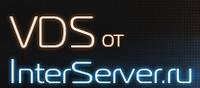 Логотип Interserver