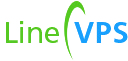 Логотип LineVPS.com