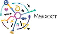 Логотип Макхост