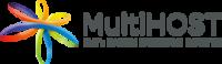 Логотип MultiHOST
