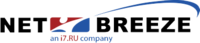 Логотип NetBreeze.net