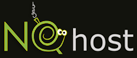 Логотип NQhost