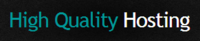 Логотип High Quality Hosting