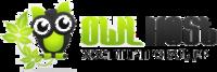 Логотип OWLHOSt