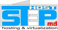 Логотип StepHost