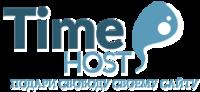 Логотип Time-Host