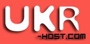 Логотип Ukr-host