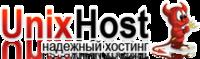 Логотип UnixHost