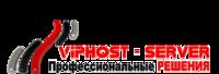 Логотип Viphost-server